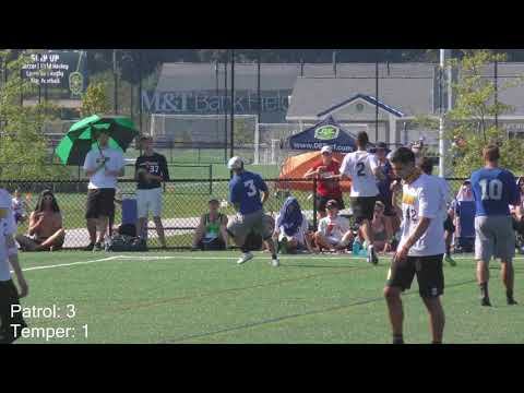Pittsburgh Temper vs Philly Patrol | 2017 Mid Atlantic Regionals 2nd Place Final