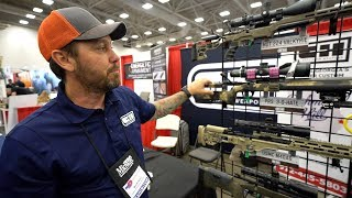 C&H Precision Weapon systems - 2018 NRA show