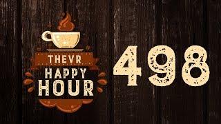 Apple Pay & TheVR használati útmutató & Buborékok | TheVR Happy Hour #498 - 05.21.
