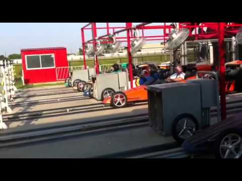 Speed zone drag racing - YouTube