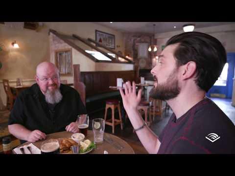 A Conversation with Luke Daniels & Kevin Hearne