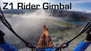 RCTESTFLIGHT - Z One Rider 3-Axis Gimbal for GoPro - Review