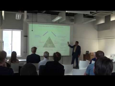 'Surfing the Sixth Wave with smart resource use' by Prof. Markku Wilenius
