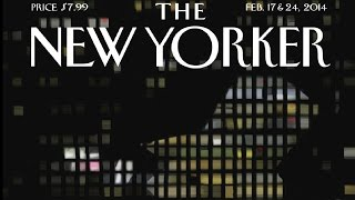 New Yorker Magazine - The matrix is falling apart - Research Flat Earth - Mark Sargent ✅