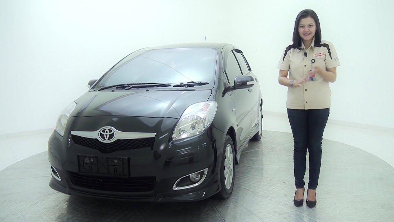 Toyota Yaris Trd Bekas Harga Grand New Avanza 2016 Mobil 1 5 S Ltd At Hitam 2012 Youtube