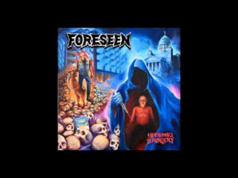 Foreseen - Helsinki Savagery (LP 2014)