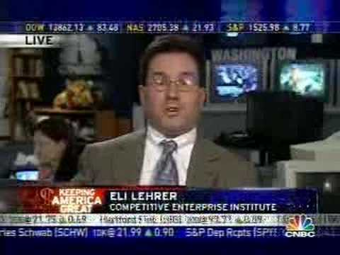 Eli Lehrer Debates Foreign Investment (9/26/07)