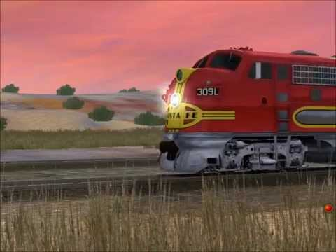 Trainz 2010 and MSTS - Happy Independence Day America!