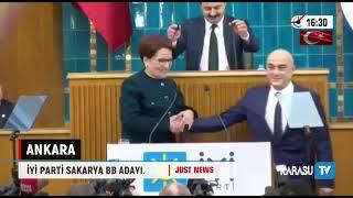 İyi Parti Sakarya Büyükşehir Belediye Başkan Adayı