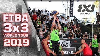 Novi Sad v Ulaanbaatar | Full Game | FIBA 3x3 World Tour - Los Angeles Masters 2019