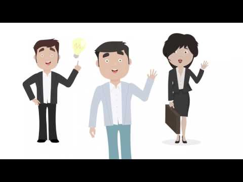 Recruitment Services by Get Me Hired | Cool new Animated Explainer Video | Business Services