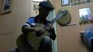Biển nhớ- Trịnh Công Sơn,Bùi Thế Dũng chuyển soạn cho guitar,Nguyễn Hữu Thời đàn