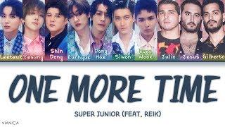 SUPER JUNIOR - ONE MORE TIME (Otra Vez) (Feat. REIK) (Color Coded Han/Rom/Eng Lyrics/??)