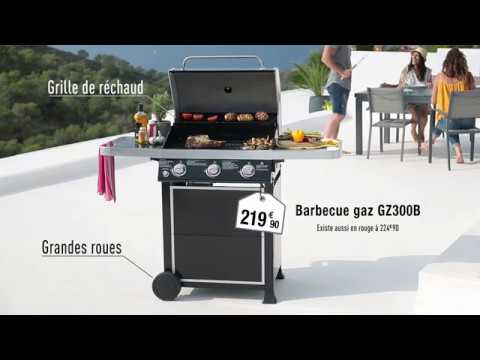 le barbecue carrefour youtube. Black Bedroom Furniture Sets. Home Design Ideas