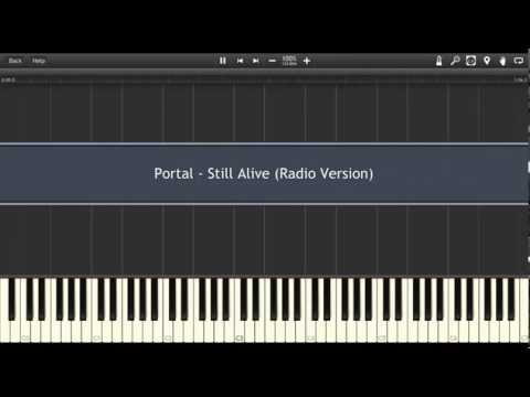 Portal - Still Alive (Radio Version) Arranged by Frank Tedesco and Zach Heyde