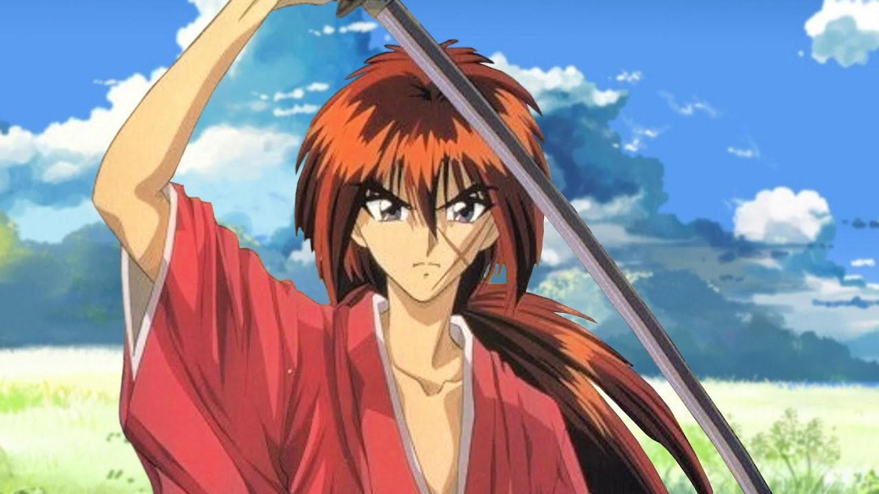 Rurouni Kenshin Action Martial Arts Anime