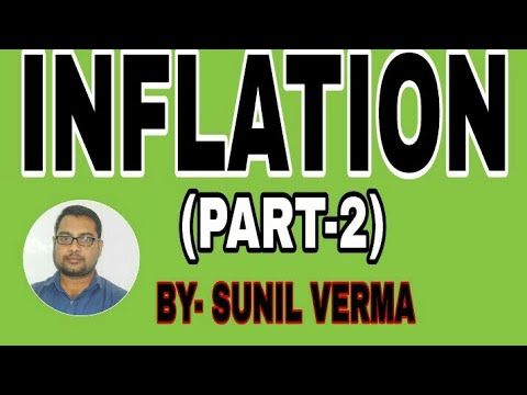 Inflation Part 2
