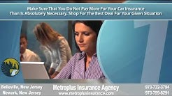 Cheap Insurance Low down payment New Jersey METROPLUS INSURANCE AGENCY