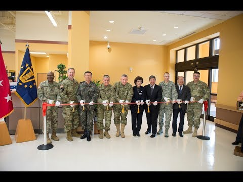 Camp Humphreys Commissary Grand Opening