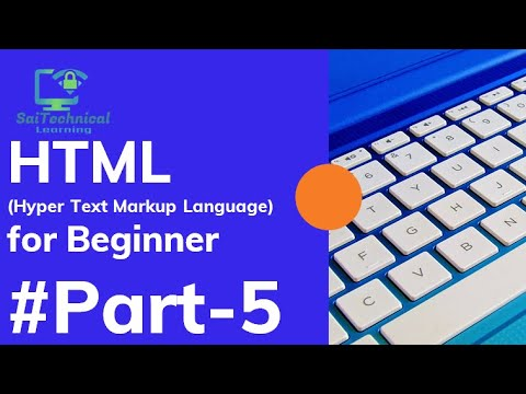 HTML For Beginners #Part5 (Hyper Text Markup Language) HTML Layouts, Javascript, Head, Meta Tag