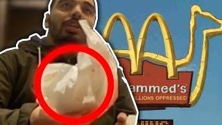 McDonald's Prank !!!  | Mrgamerpros,Skk Mcdonalds Challenge | Abk