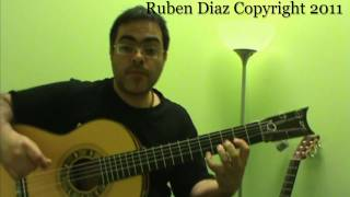 """""""Driving""""  3  Composition Lesson for Beginners by Ruben Diaz /GFC"""