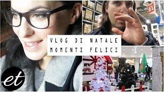 VLOG di Natale: Momenti Felici - ElenaTee Thumbnail