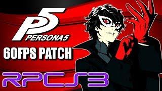 Persona rpcs3 pc