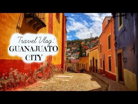 TRAVEL VLOG || Solo Female Travel to Guanajuato City, Mexico