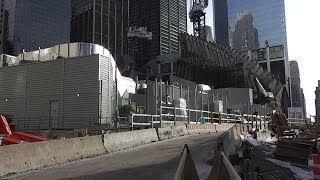 UPDATE! One World Trade Center / Freedom Tower 2/1/2014 construction progress part 3