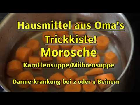 morosche m hrensuppe hausmittel aus oma 39 s trickkiste f r mensch und hund youtube. Black Bedroom Furniture Sets. Home Design Ideas