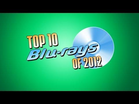 Top 10 Blu-rays of 2012