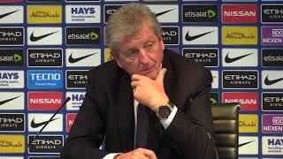 Hodgson: Palace challenge no bigger than Fulham