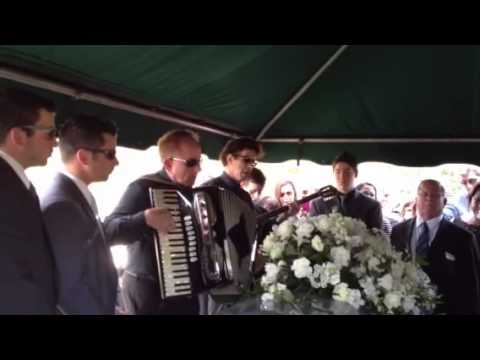 George Soffos burial music tribute