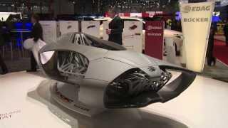 Live from Geneva 2014 - Edag Genesis concept car