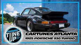 Cartunes Atlanta Upgraded 1985 Porsche 930 Turbo