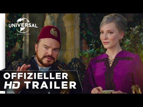Das Haus der geheimnisvollen Uhren - Trailer #2 deutsch/german HD