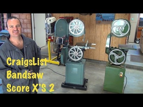 """Bandsaw 14"""" score * Lets Compare Delta & Central machinery *review"""