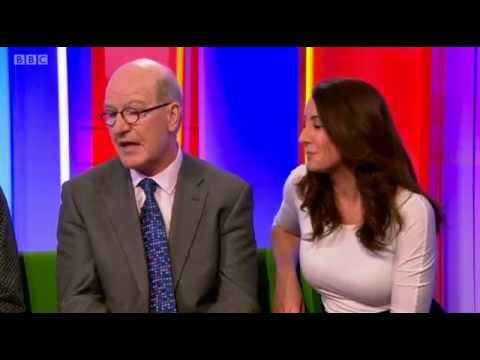 Lucy Siegle on the One Show 15/6/15