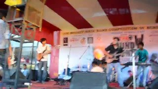 Indian Classical Rock Band Ashwamedha from Kolkata performing LIVE | Tarana Mix