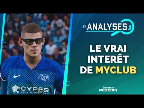 PES 2021 : Mon approche de Myclub peut changer votre saison !