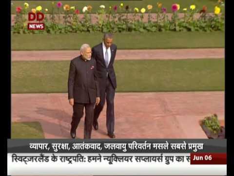 PM Narendra Modi's 2nd Bilateral US Visit