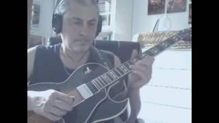 Lately(Stevie Wonder) smooth jazz guitar