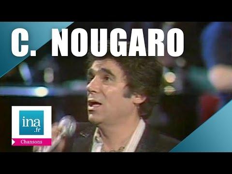 """Claude Nougaro """"Je suis sous... (Marie-Christine)"""" (live officiel)   Archive INA"""