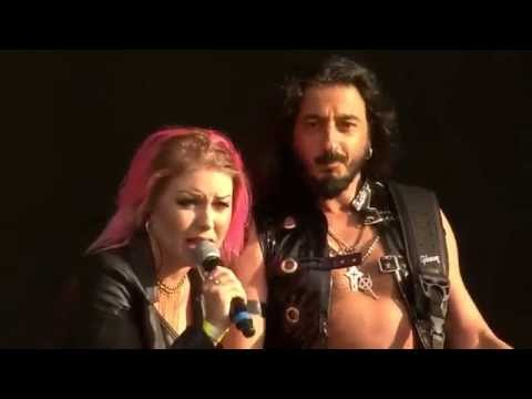 Therion Wine of Aluqah feat Johanna Najla live wacken open air 2016