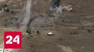 Военные: пояса смертников носят все игиловцы - Россия 24