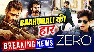 Salman की Tiger Zinda Hai से हारा Baahubali, Shahrukh के ZERO का Teaser हुआ रिलीज़