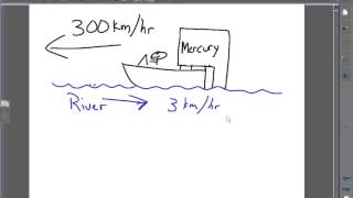Velocity and combining velocities