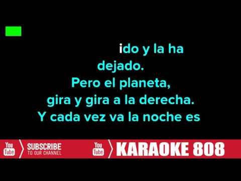 En El 2000 Lyric ~ Natalia Lafourcade ~ Karaoke Version ~ Karaoke 808