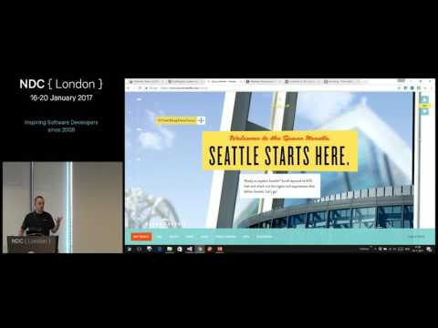 Responsive Web Design for Developers with Visual Studio - Don Wibier
